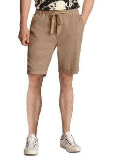 John Varvatos Star USA Benson Regular Fit Drawstring Shorts