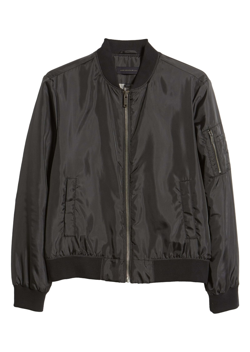 John Varvatos Star USA Billie Bomber Jacket