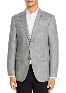 John Varvatos Star USA Bleecker Basketweave Slim Fit Sport Coat