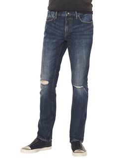 John Varvatos Star U.S.A. Bowery Ripped Knee Jeans