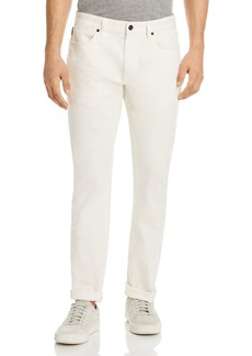 John Varvatos Star USA Bowery Slim Fit Jeans in White - 100% Exclusive