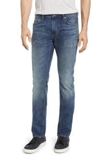 John Varvatos Star USA Bowery Slim Straight Leg Jeans (Dusty Blue)