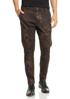John Varvatos Star USA Camo Slim Fit Cargo Pants