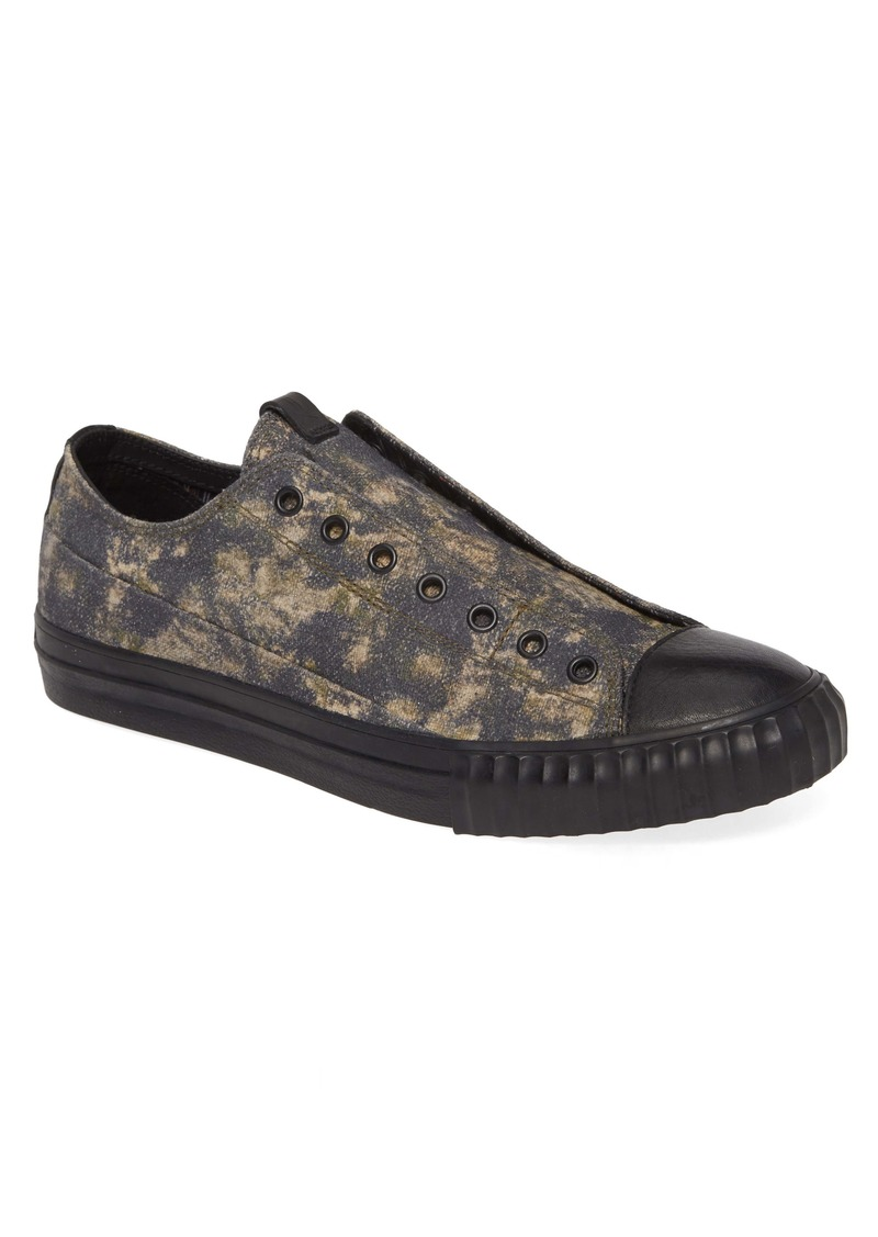 John Varvatos Star USA Camo Sneaker (Men)