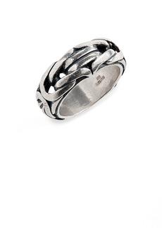 John Varvatos Chain Ring