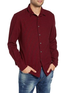 John Varvatos Star USA Check Sport Shirt