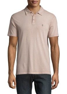 John Varvatos Star U.S.A. Classic Short-Sleeve Cotton Polo