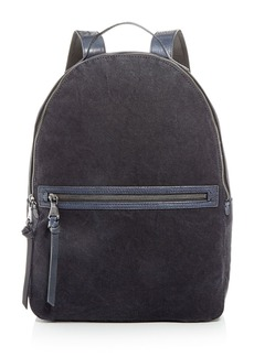 John Varvatos Star USA Cooper Canvas Backpack