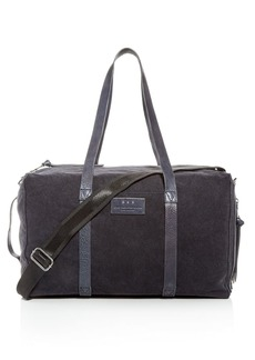 John Varvatos Star USA Cooper Canvas Duffel Bag