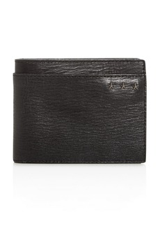 John Varvatos Star USA Cooper Leather Bi-Fold Wallet