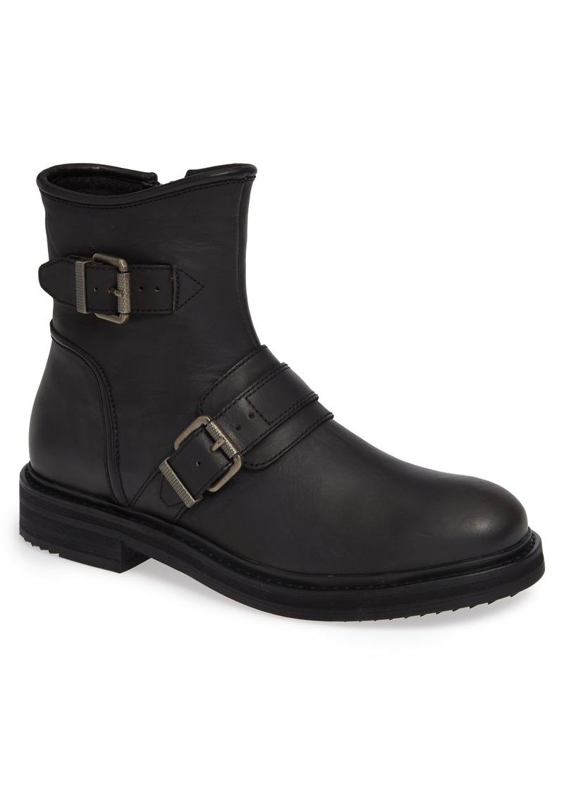 John Varvatos Star USA Cooper Moto Buckle Boot (Men)