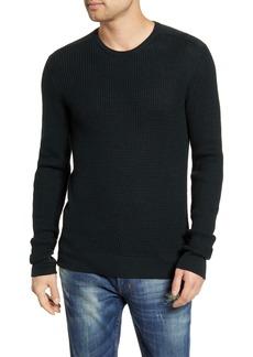 John Varvatos Star USA Davidson Regular Fit Cotton Crewneck Sweater