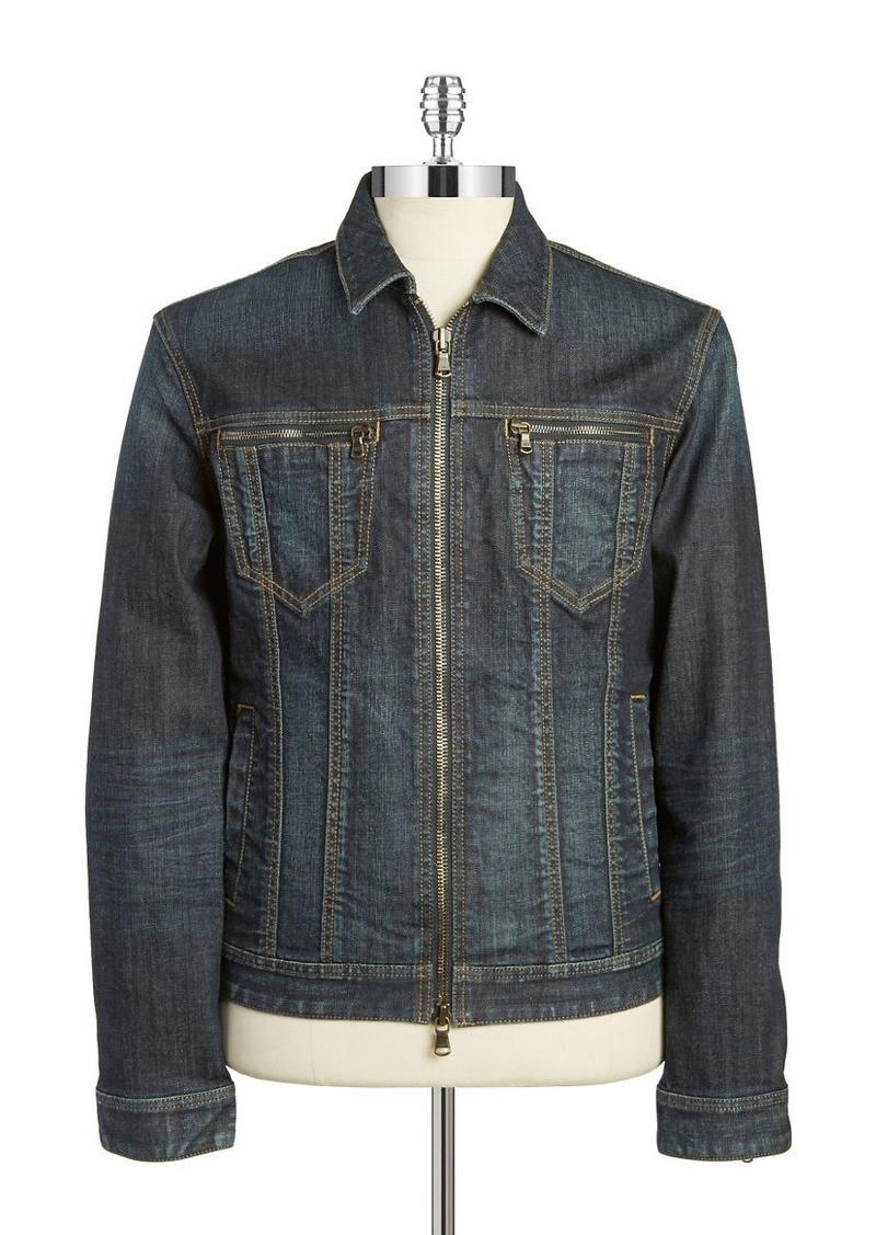 John Varvatos JOHN VARVATOS STAR U.S.A. Denim Jacket | Outerwear ...