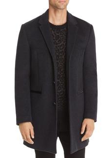 John Varvatos Star USA Devin Wool-Blend Top Coat - 100% Exclusive