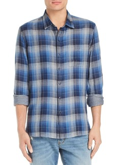 John Varvatos Star USA Double-Faced Regular Fit Reversible Shirt - 100% Exclusive