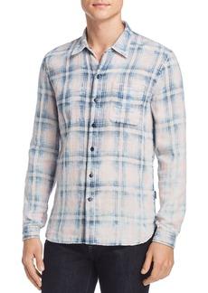John Varvatos Star USA Double-Faced Reversible Button-Down Shirt