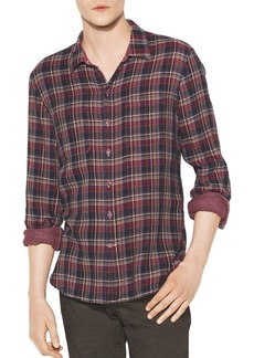 John Varvatos Star USA Double-Faced Reversible Regular Fit Shirt