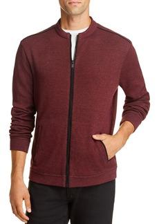 John Varvatos Star USA Double-Knit Zip-Up Sweater - 100% Exclusive