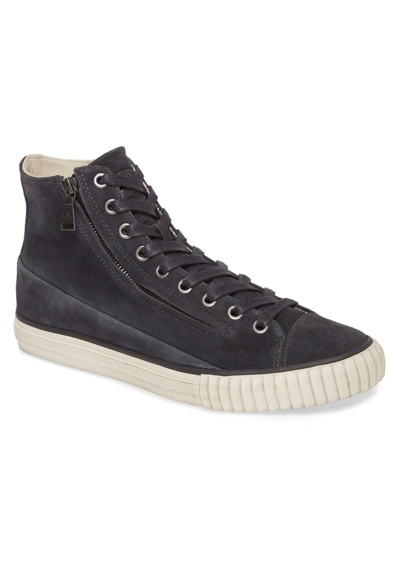 John Varvatos Star USA Double Zip Sneaker (Men)