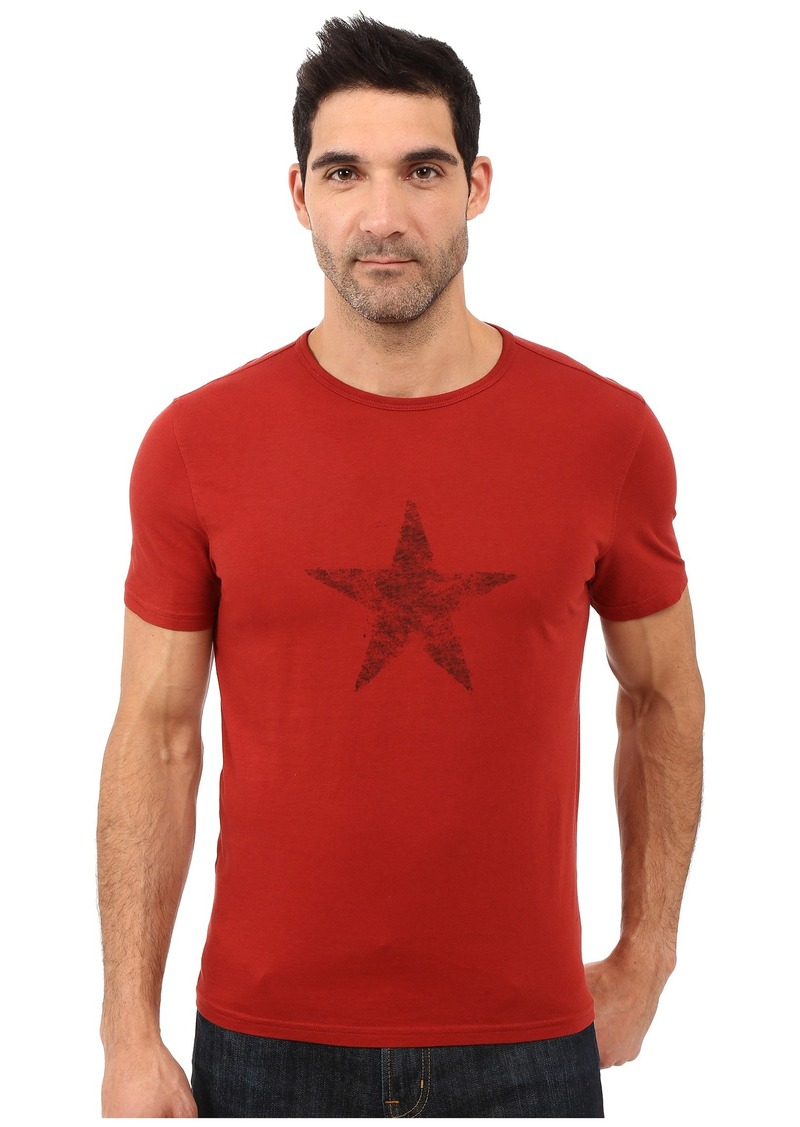 John Varvatos Star U.S.A. Faded Star Graphic Tee K2607S1B