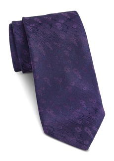 John Varvatos Star USA Fillmore Faded Floral Classic Tie