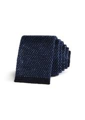 John Varvatos Star USA Fillmore Knit Skinny Tie