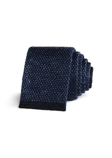 John Varvatos Star USA Fillmore Knit Skinny Tie
