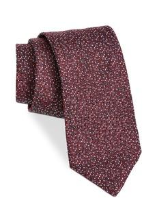 John Varvatos Star USA Filmore Mini-Dot Silk Classic Tie