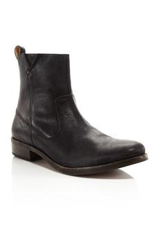 John Varvatos Star USA Followill Zip Boots
