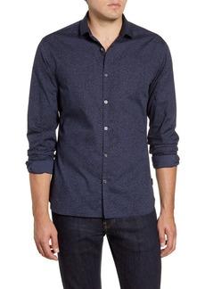 John Varvatos Star USA Fulton Regular Fit Button-Up Shirt