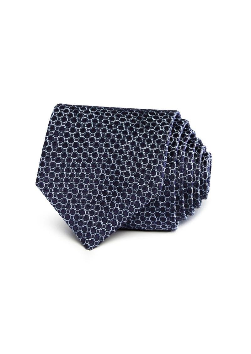 John Varvatos Star USA Geometric Classic Tie
