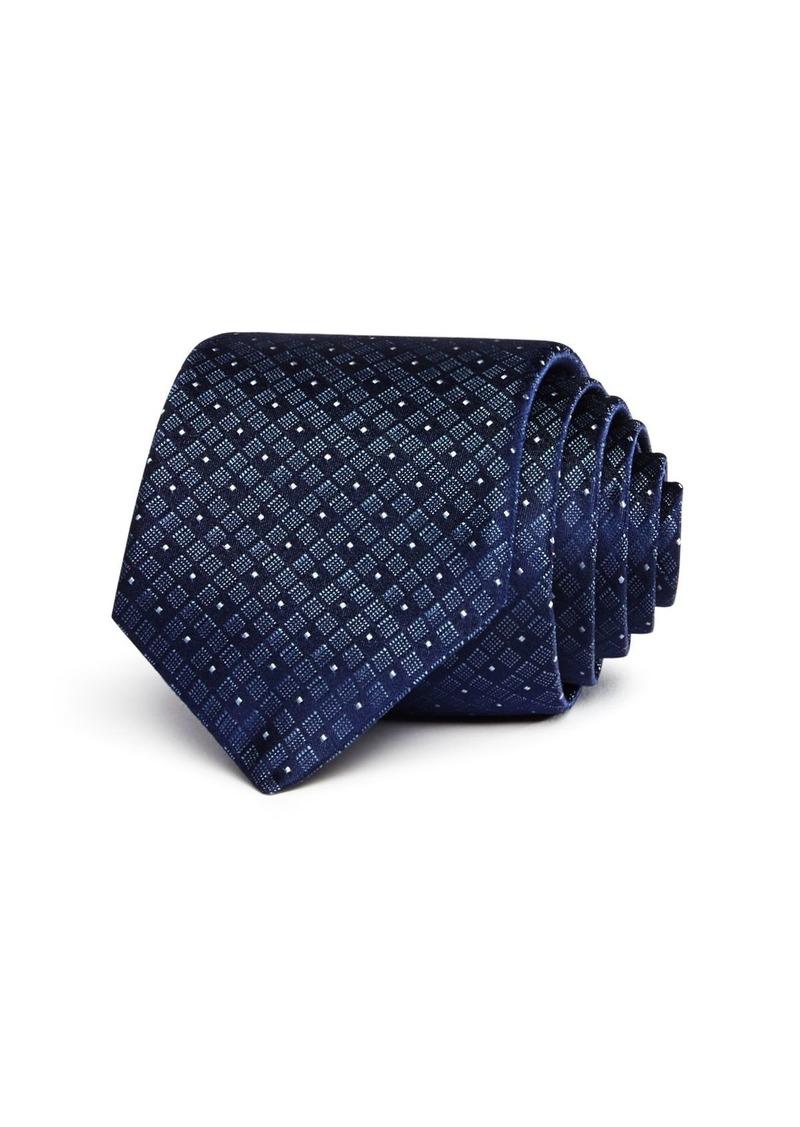 John Varvatos Star USA Geometric Dot Classic Tie