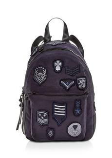 John Varvatos Star USA Gibson Patch Backpack