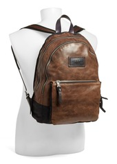 John Varvatos Star USA 'Gibson' Suede Backpack