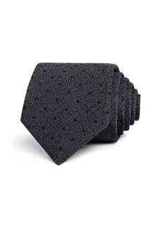 John Varvatos Star USA Heather Dot Classic Tie