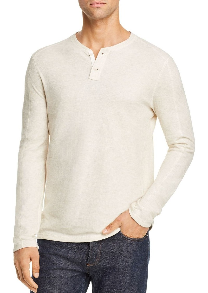 John Varvatos Star USA Henley