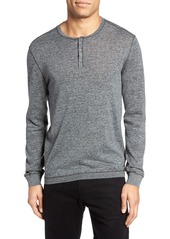 John Varvatos Star USA Henley Sweater