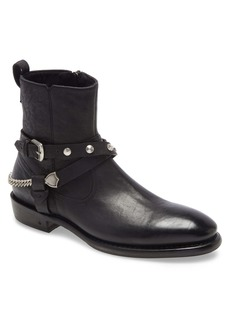 John Varvatos Star USA Heritage Zip Boot (Men)
