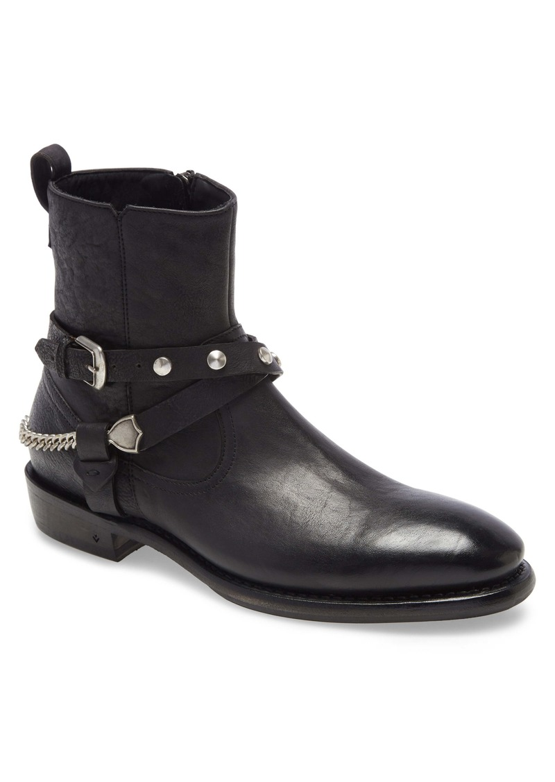 John Varvatos Star USA Heritage Zip Boot (Men)