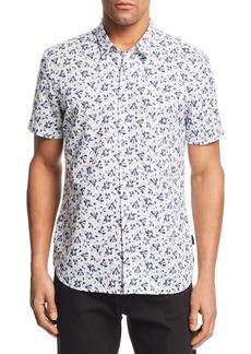 John Varvatos Star USA Jasper Floral Regular Fit Shirt - 100% Exclusive