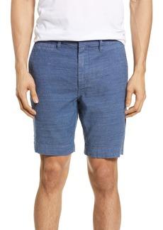 John Varvatos Star USA Johnny Flat Front Shorts