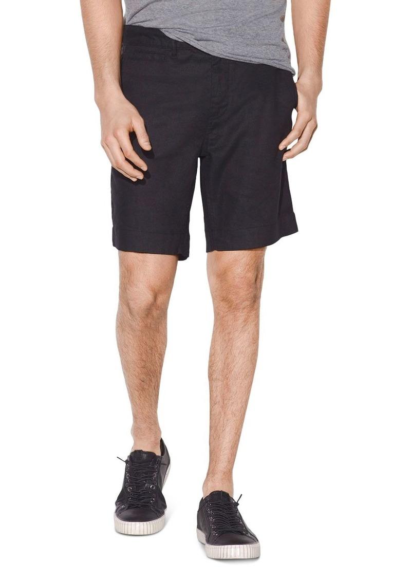 John Varvatos Star USA Johnny Regular Fit Shorts