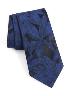 John Varvatos Star USA Leaf Tie