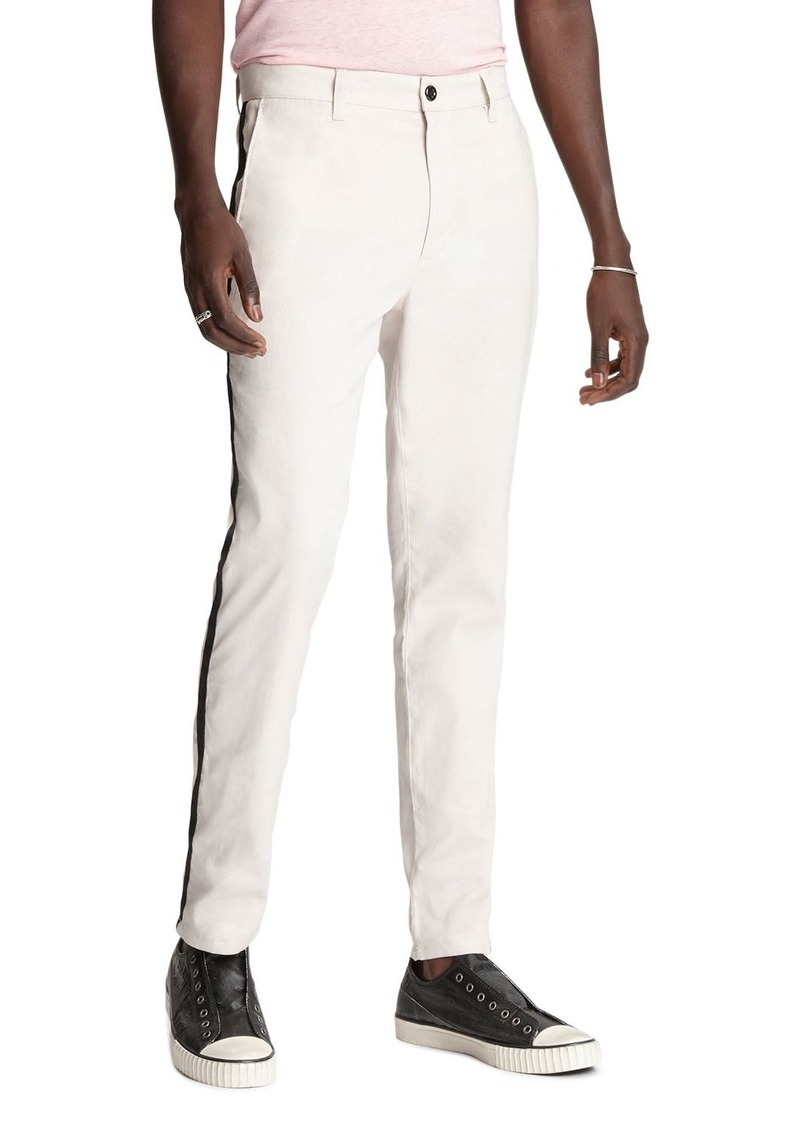 John Varvatos Star USA Lenny Slim Fit Chino Pants