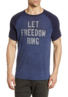 John Varvatos Star USA Let Freedom Ring Graphic T-Shirt