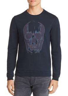 John Varvatos Star USA Long-Sleeve Skull Graphic Tee - 100% Exclusive