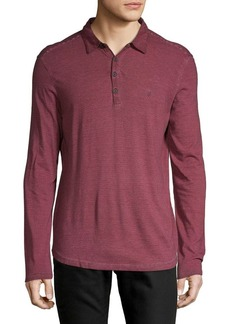 John Varvatos Star U.S.A. Long-Sleeve Striped Sweater