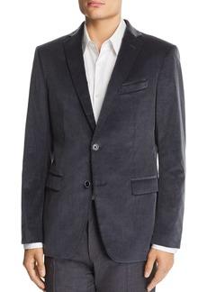 John Varvatos Star USA Corduroy Slim Fit Sport Coat