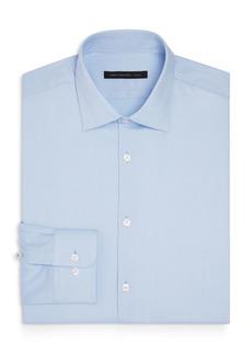 John Varvatos Star USA Micro Stripe Slim Fit Stretch Dress Shirt