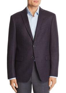 John Varvatos Star USA M�lange Birdseye Slim Fit Wool Sport Coat